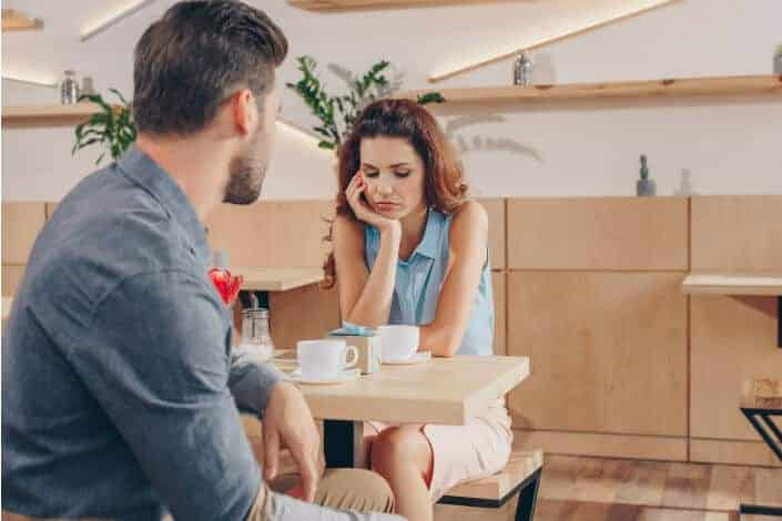 how to ask a guy out - acquaintance not interested