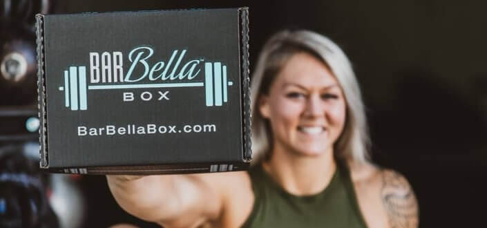 best subscription boxes for women - barbella box