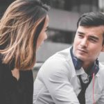 How To Start A Conversation With A Guy (5 Great steps)