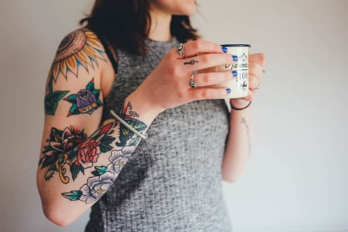 flirty questions to ask a guy - Do you find tattoos sexy_