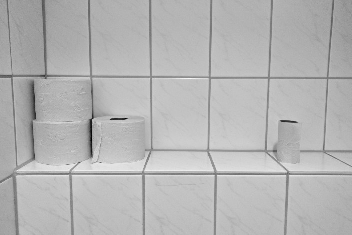 funny questions to ask a guy - When it comes to toilet paper, do you set the flap over or under