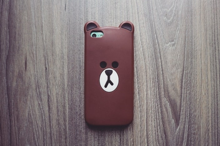 random questions to ask a guy - What's the funniest or most amazing cell phone cover you have seen_