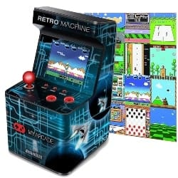 best birthday gifts for boyfriend - My Arcade Retro Machine Playable Mini Arcade