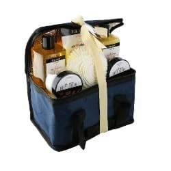 Anniversary Gift for Boyfriends that can be for Valentines - Spa Life All Natural Bath and Body Luxury Spa Gift Set (1)