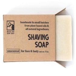 Cute Anniversary Gifts for Boyfriend - Shaving Soap (1)