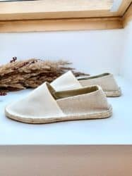 diy gifts for boyfriend - Espadrilles DIY kit