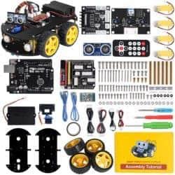 diy gifts for boyfriend - Project Smart Robot Car Kit