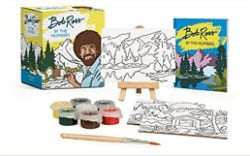 cute gifts for boyfriend - Bob Ross by the Numbers