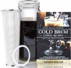 cute gifts for boyfriend - Cold Brew Coffee Maker Kit