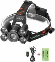 cute gifts for boyfriend - LED Headlamps