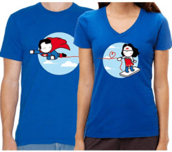 valentine's day gifts for boyfriend - BoldLoft Made for Loving You His Hers Matching Couple Shirts1