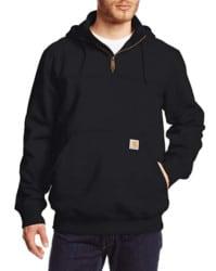 valentine's day gifts for boyfriend - Carhartt Men's Rain Defender Paxton Heavyweight Hooded Sweatshirt1