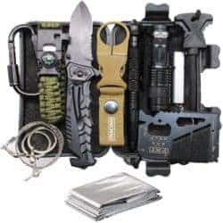 valentine's day gifts for boyfriend - EDC Emergency Tools and Everyday Carry Gear, Official Survival Kit