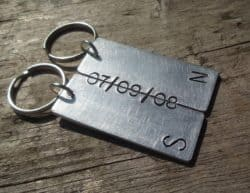 valentine's day gifts for boyfriend - Matching Secret Message Anniversary Gifts