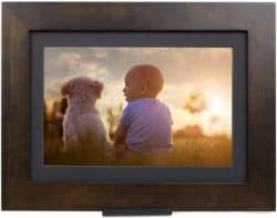 valentine's day gifts for boyfriend - PhotoShare Friends and Family Smart Frame Digital Photo Frame