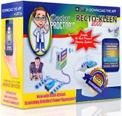 valentine's day gifts for boyfriend - Prank Gift Boxes, Inc. Dr. Proctor's Recto-Kleen 2000!