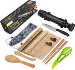 valentine's day gifts for boyfriend - Sushi Making Kit - All In One Sushi Bazooka Maker