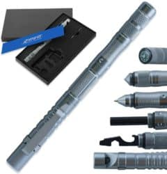 valentine's day gifts for boyfriend - Tactical Pen (8-in-1), Emergency Tool Survival Gear Kit