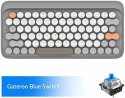 valentine's day gifts for boyfriend - Wireless Mechanical Keyboard