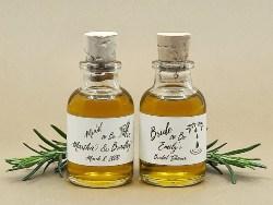 Best Bridal Shower Favors - Mini Olive Oil