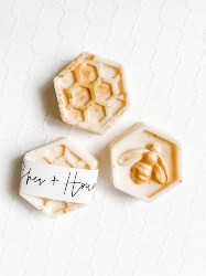 Best Bridal Shower Gifts - Shea Honey Soap bars (1)