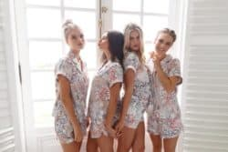 Best Bridemaids Gifts - Bridesmaid pajamas
