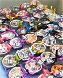 Ceramic colorful bowl