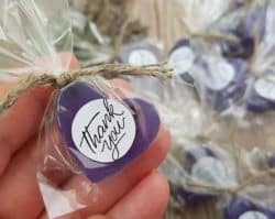 Lavender Mini soaps