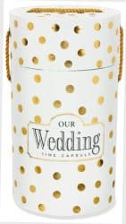 Best unique bridal shower gifts - Wedding Time Capsule