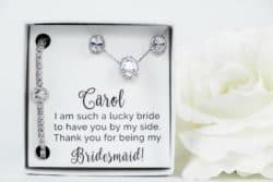 Personal Bridemaids Gifts - Personalized Bridesmaid Gift