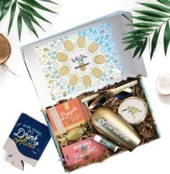 Personal Bridemaids Gifts - Proposal Box