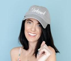 Personalized Bridlas Shower favors - Bachelorette Party Hats (1)
