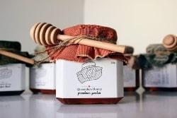Unique Bridal Shower Fvaors - Infused Honey Jar