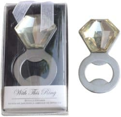 Unique Bridemaids Gifts - Shine Sparkle Pop Diamond Bottle Opener