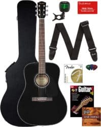 Anniversary Gifts That Could Also Be Birthday Gifts For Husband - Acoustic Guitar