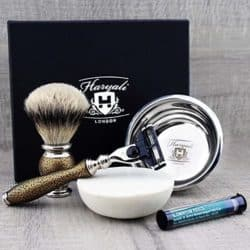 Men's Shaving & Grooming Set