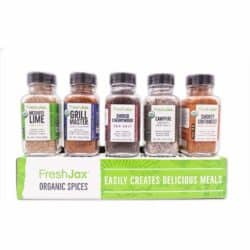 Best Anniversary Gifts for Husband - Smoked Spices Gift Set