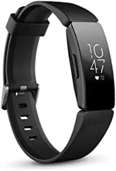Best Gifts for Husband - Fitbit Inspire HR Heart Rate and Fitness Tracker