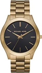 Best Gifts for Husband - Michael Kors Slim Runway Stainless Steel Watch