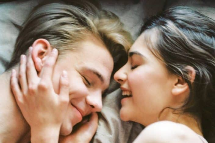 Best Nice Things To say To Your Boyfriend - Every morning, when I open my eyes, the first thing that I see is your lovely face.jpg
