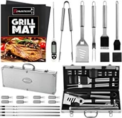 Birthday Gifts for Husband - Must-Have BBQ Grill Accessories Set
