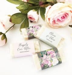 Bridal shower soap