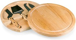 Christmas Gifts for Husband - Cheese Board with Cheese Tools