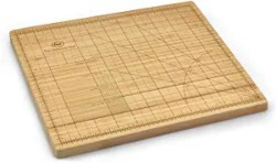Fred THE OBSESSIVE CHEF Bamboo Cutting Board