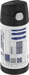 R2D2 12-Ounce FUNtainer Star Wars Classic Bottle