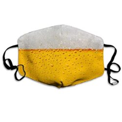 Cold Beer Lovers Face Mask