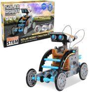 Solar Robot Toy Kit