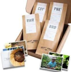 Coffee Single Origin Coffee Sampler Tasting Kit