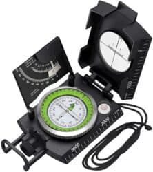 Compass with Sighting Clinometer