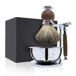 Wet Shaving Kit For Men